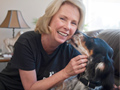 Genevieve Frederick, founder of Feeding Pets of the Homeless