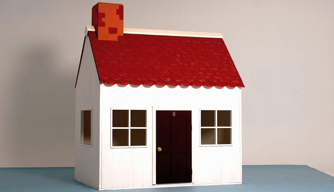 Model house, AARP Research, Livable Communities