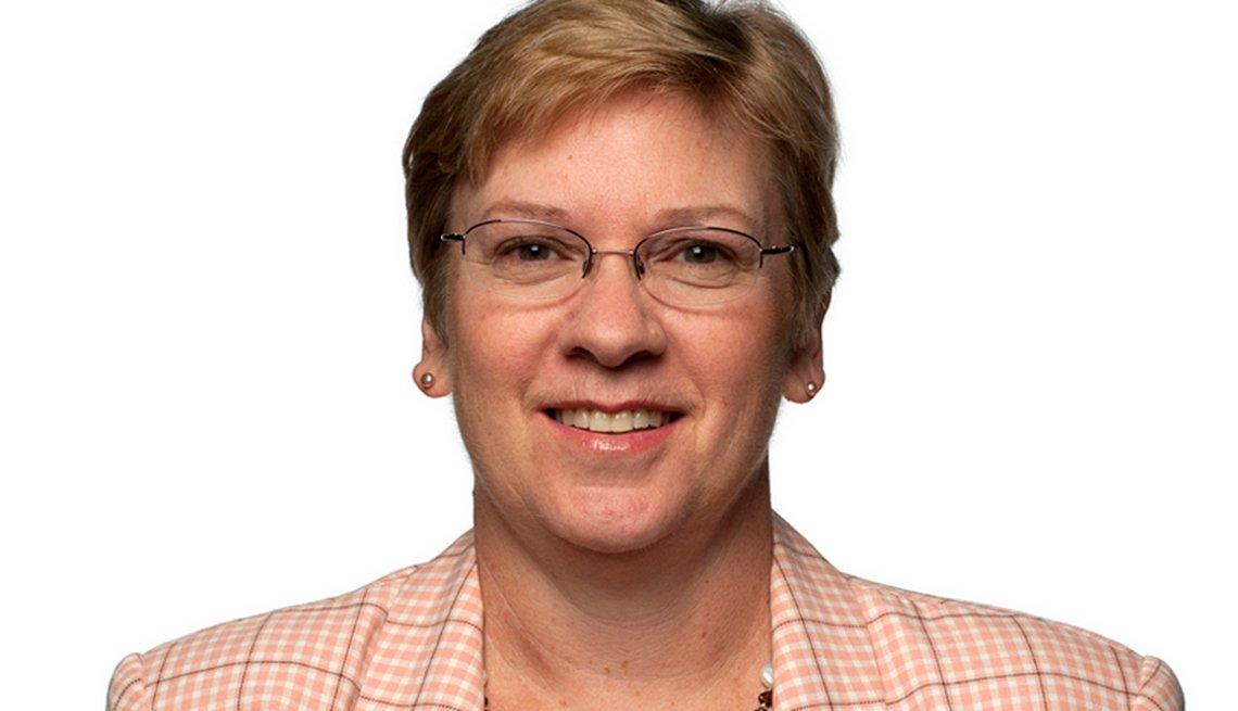 Kathleen Ujvari, MBA, MHSM