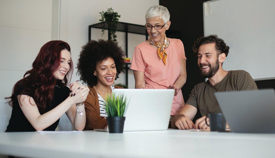 Multigenerational Workforce