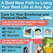 A Bold New Path to Living Infographic 1