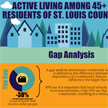 Active Living Among 45+ Residents of St. Louis County