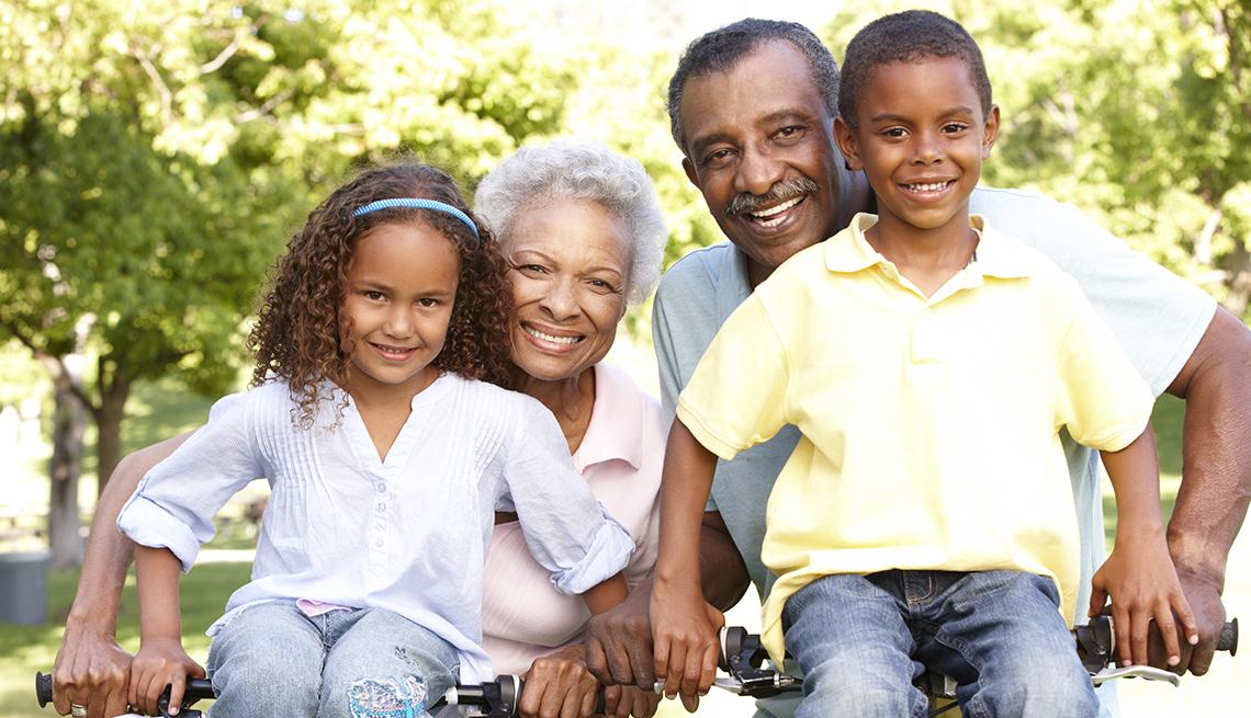 problems between grandparents and grandchildren