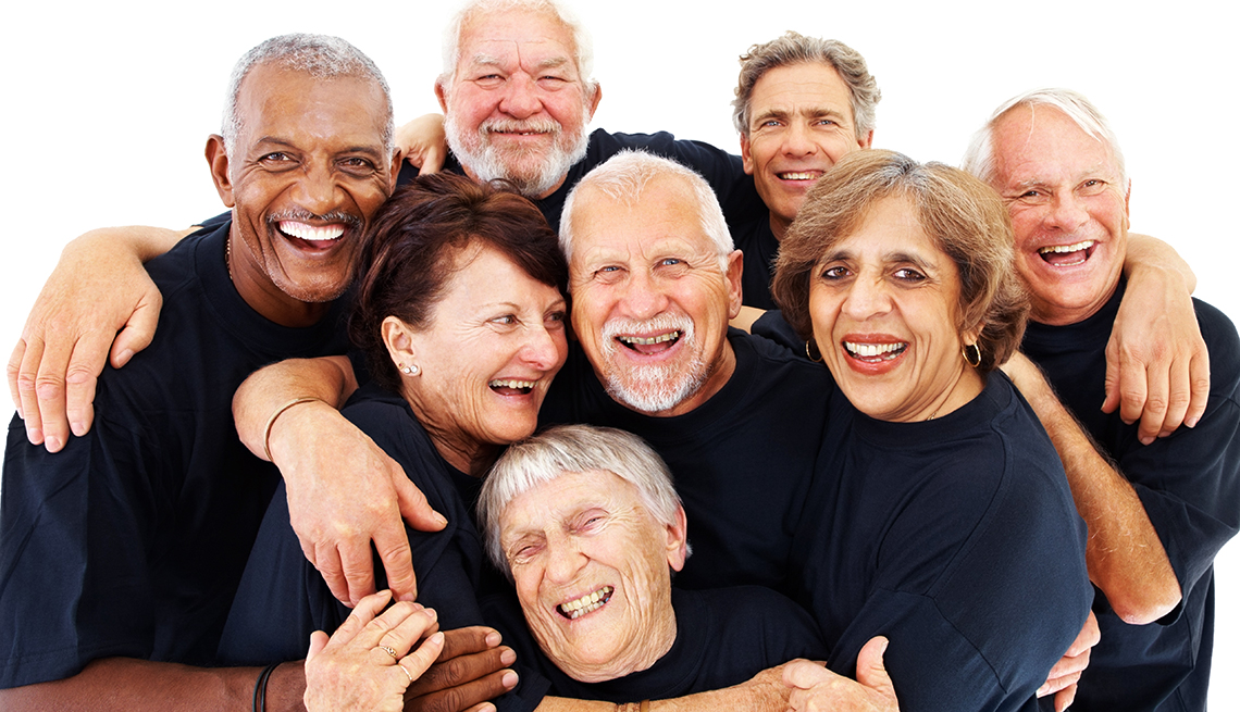 AARP Aging Confidence Study