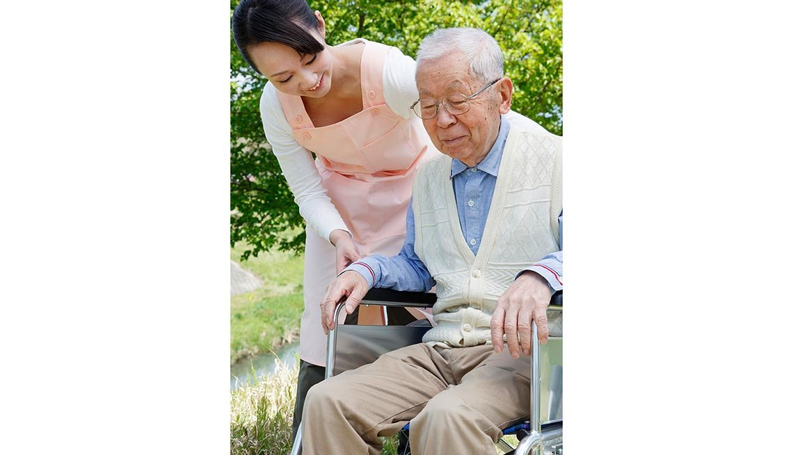 Caregiver dating service