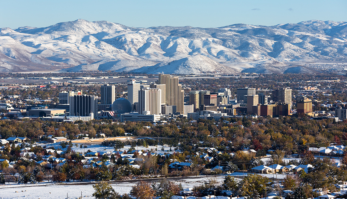 More Retirees Are Moving to the Mountain West