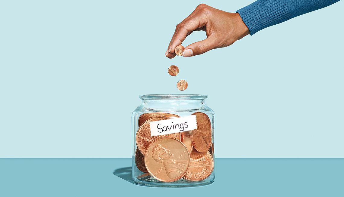 photo illustrating a myth about money