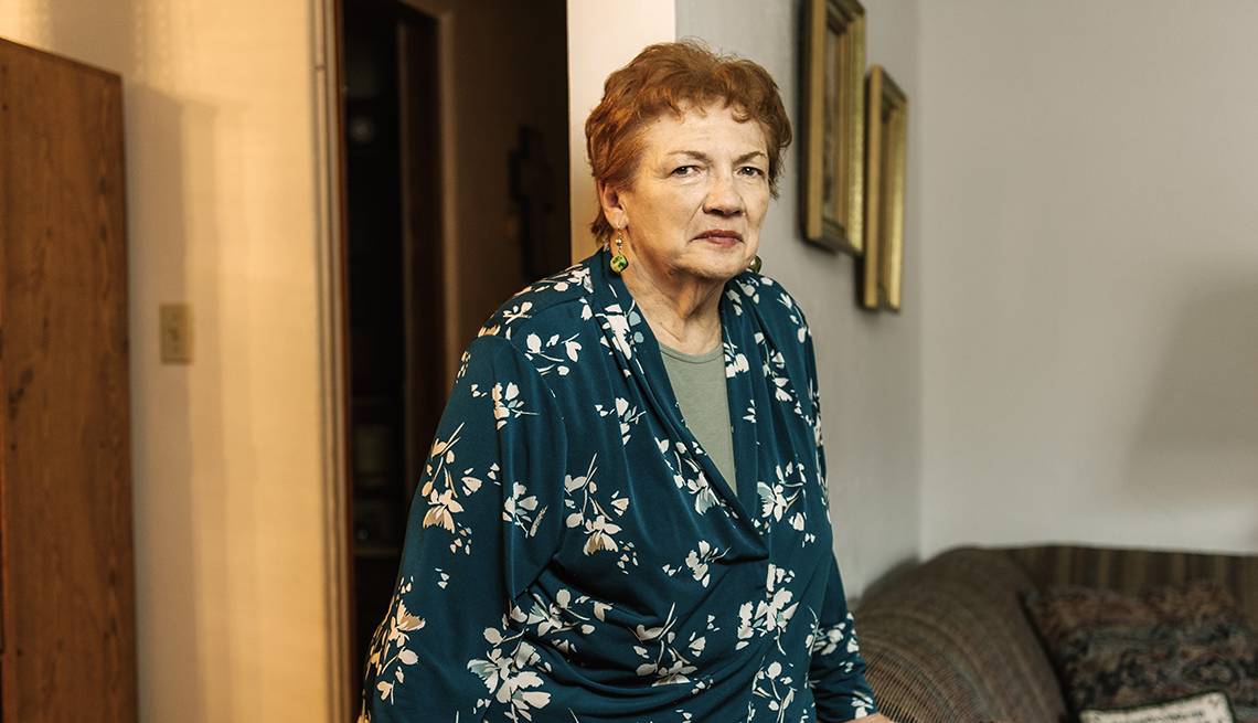 item 6 of Gallery image - Nancy Stokes at her home in Pittsburgh, Pennsylvania