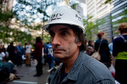 Robert Broadhurst, Occupy Wall Street Demonstration slideshow