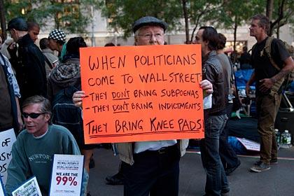 Thomas Hagan, Occupy Wall Street Demonstration slideshow