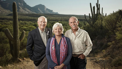 Arizona shooting heroes, AARP The Magazine Inspire Awards 2012 Honorees