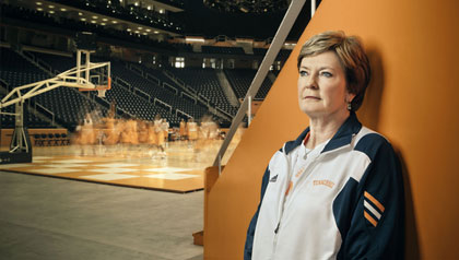 Coach Pat Summitt, AARP The Magazine Inspire Awards 2012 Honoree