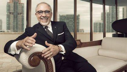Emilio Estefan, AARP The Magazine Inspire Awards 2012 Honoree