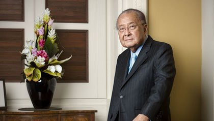 Senator Daniel Inouye, AARP The Magazine Inspire Awards 2012 Honoree