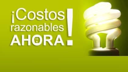 Un bombillo de luz ahorrador de energia - ¡Costos razonables ahora!