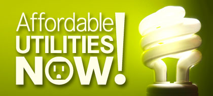 Affordable Utilities Now - Energy Campaign