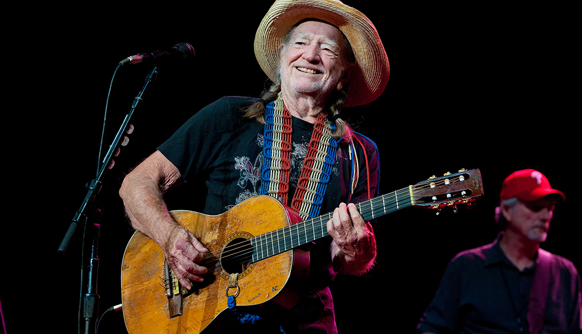 Musician Willie Nelson, Concert, Willie Nelson Hits The Road Again