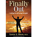 Book cover of Finally Out by Loren Olson M.D.