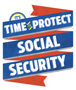 It's Time to protect Social Security logo