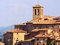 Italian town of Anghiari
