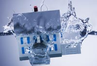 Home splashing into water-health hazards in your home