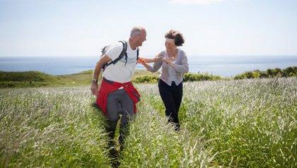 Los beneficios de estar al aire libre