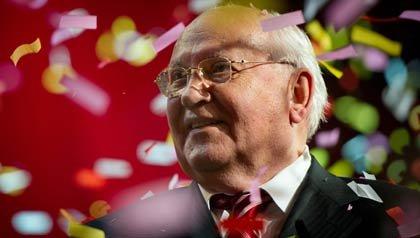Gorbachev cumple 80 años