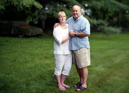 Woodstock couple 41 years later