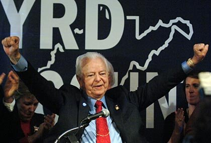 Senator Robert Byrd