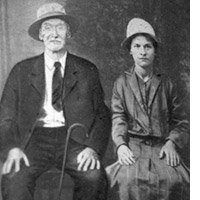 John and Gertrude Janeway