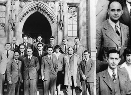 Albert Wattenburg physicists