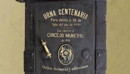 Urna del bicentenario