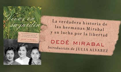 Libro: Vivas en su jardín
