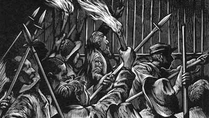An interview with Tony Horwitz, author of Midnight Rising, a book about the Civil War, John Brown and the roots of domestic terrorism.
