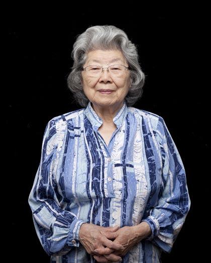 Kazuko Kinoshita Copeland, 86