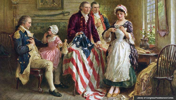 412b79bd6f2e5 5 Myths About the American Flag