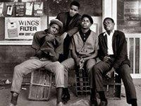 Black American teenagers in 1968