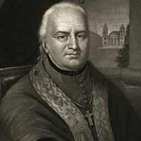 Consecration of Bishop John Carroll 1790