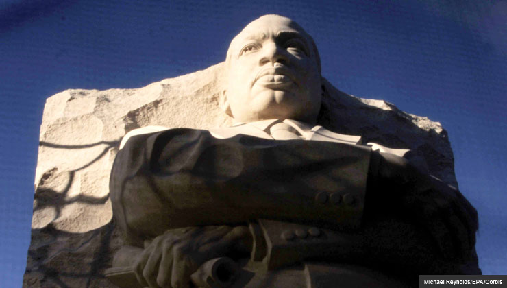 MLK National Memorial