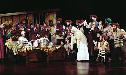 Fiddler on the Roof, 1964