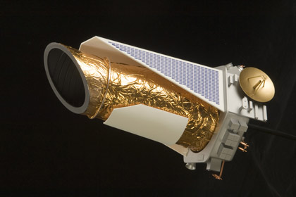 space exploration - NASA Kepler telescope