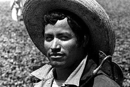 Mexican worker in Bracero Program