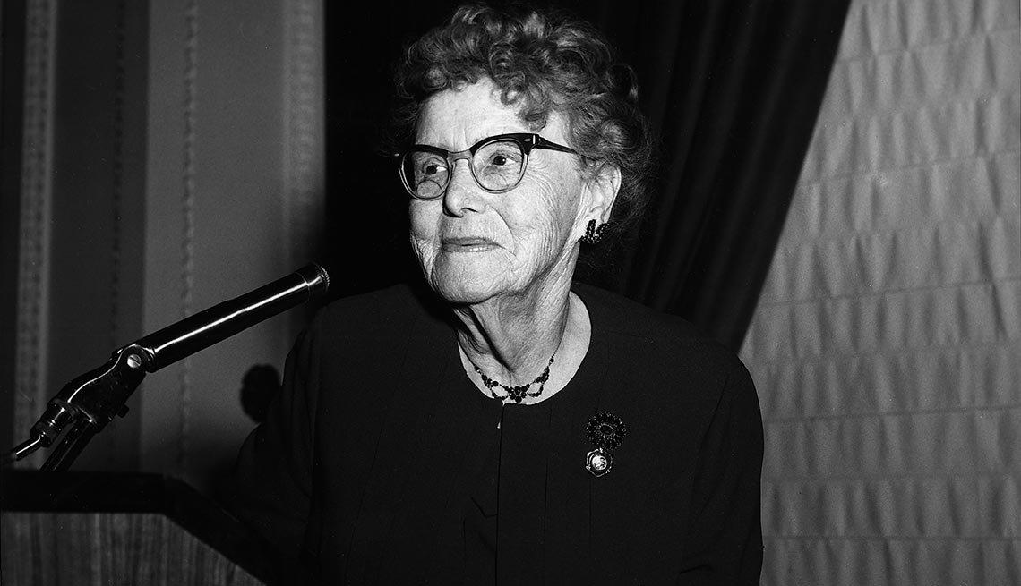 Ethel Percy Andrus