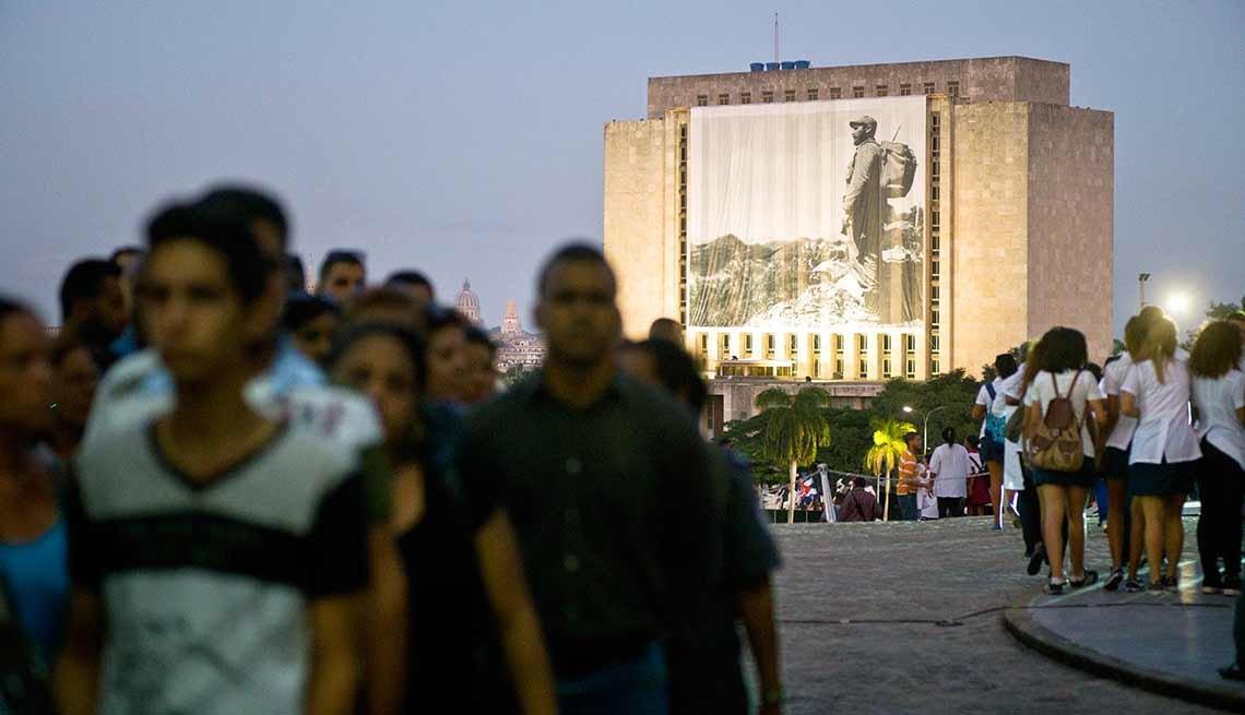 Plaza de la Revolucion - Cuba