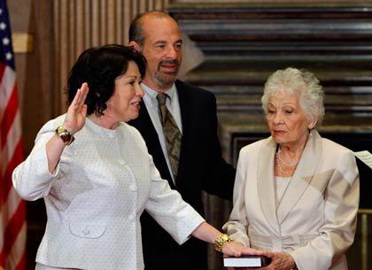 Sonia Sotomayor - Primera Hispana Camino a la Cortes Suprema