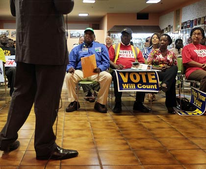 Florida Debates Shed Light on Issues in Heated Election