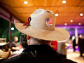 I Voted - Cowboy hat
