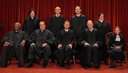Corte Suprema de Justicia de los Estados Unidos de America