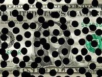 Un billete de dolar lleno de huecos - La tarea del presupuesto puede ser demasiado para la súper comisión