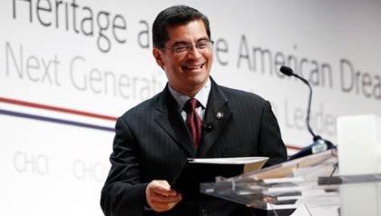 Representante por California Xavier Becerra